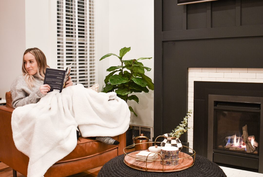 equip your home for winter with white and wood blog