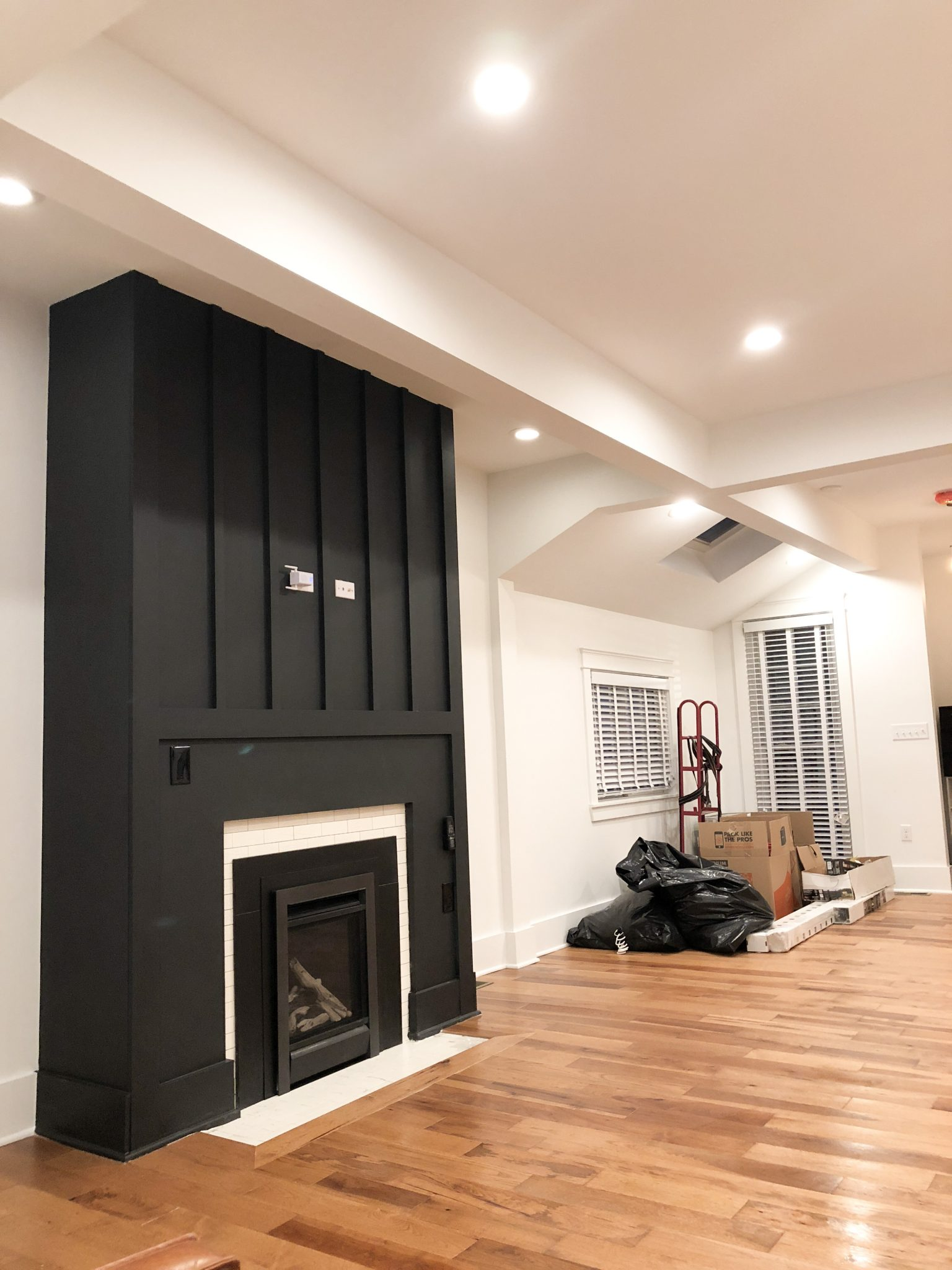 expectation vs. reality of a home renovation